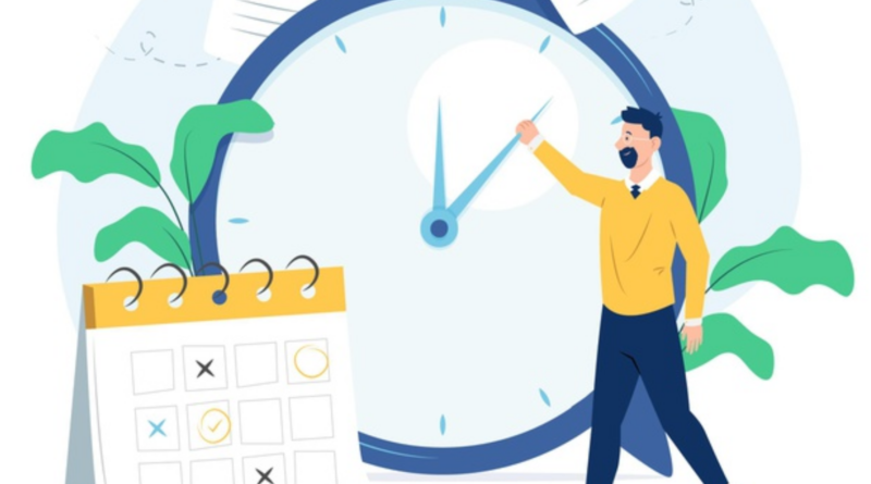 Ways for effective study time management