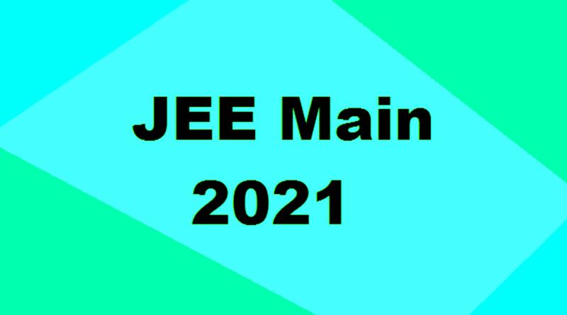 JEE-Mains,-2021